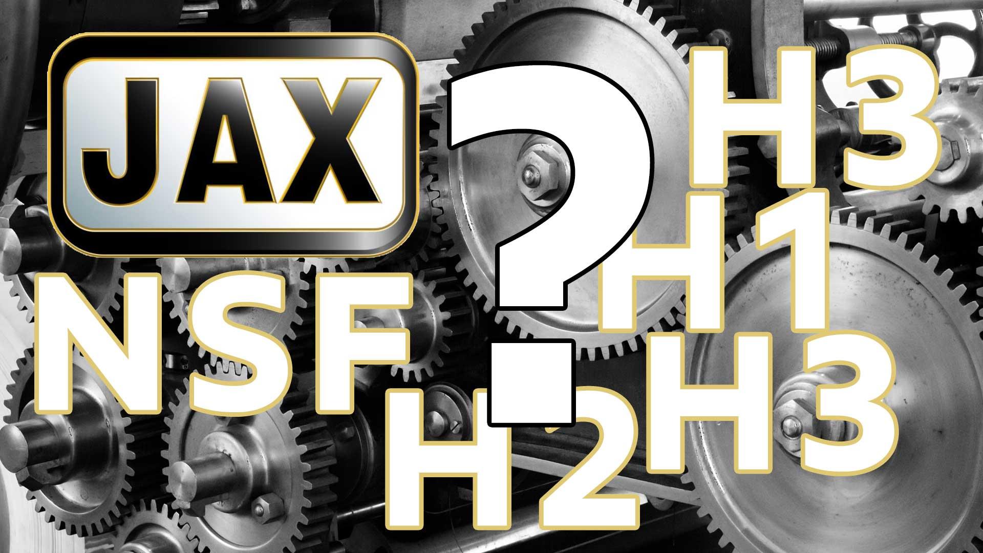 Hva betyr betegnelsen H1,H2,3H,NSF