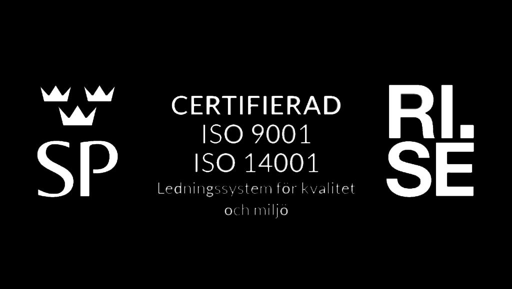 ISO 9001:1400 - ABIC Kemi AB