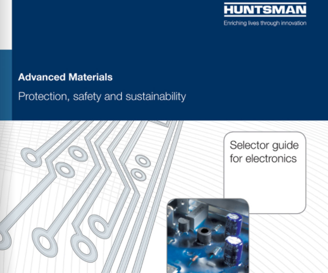 Huntsman – Selector guide for electronics