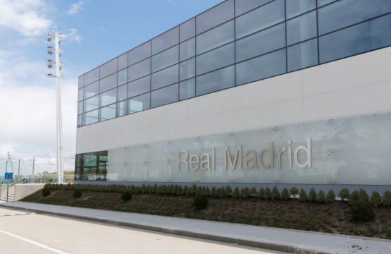 ABIC Kemi AB - DL Chemicals Basketball Pavilion Real Madrid